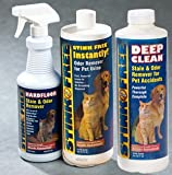 STINK FREE Instantly! Urine Odor Remover for Pet Urine 32 Oz Bottle