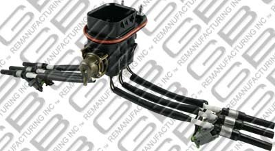 GB Remanufacturing 833-22105-6 Remanufactured Central Port Injector Assembly