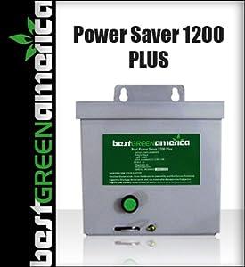 Power saver 1200 plus for Energy saver plus