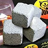 【ROCK ICED CUBE】石のアイスキューブ オンザロック 10個入り