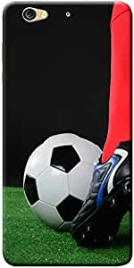 Fashionury Printed Back Case Cover For GIONEE S6 -Print40847