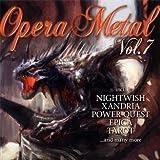 echange, troc Various Artists, Nightwish, Xandria, Epica, Serenity, Diabulus in Musica, Megaherz, Exilia, et beaucoup de plus - Various Opera Metal Vol.7