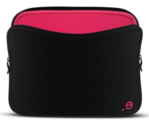 Be.ez 101009 Housse LA robe Black Addict pour MacBook Pro et ordinateurs portables 15