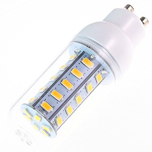Heinside Energy Saving Gu10 36 Smd 5630 Led 350-420Lm 5W Corn Light Lamp Bulb Cover Warm White
