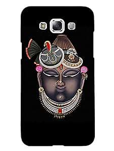 Samsung E7 Back Cover - Lord Krishna Jagannath - Designer Printed Hard Shell Case