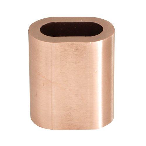 Pressklemme aus Kupfer 2mm, 9mm