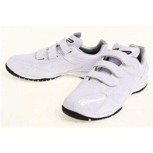 MIZUNO (YM) baseball shoes trainer franchise F Edition mens white 6 27.5