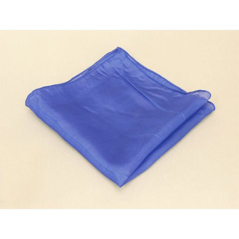 "12"" Silk - Blue Magic Silk (1 per package)"
