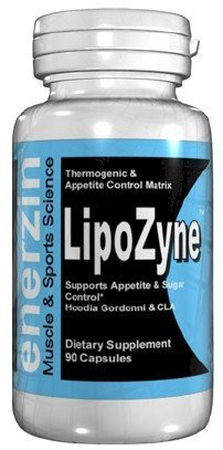 LipoZyne - 90 Capsules Fat Burner with Hoodia Gordonii and CLA Conjugated Linoleic Acid Garcinia Cambogia Weight Loss Diet Pills