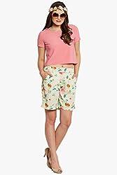 Floral Shorts(Summer FLS03_Multicolor_M)