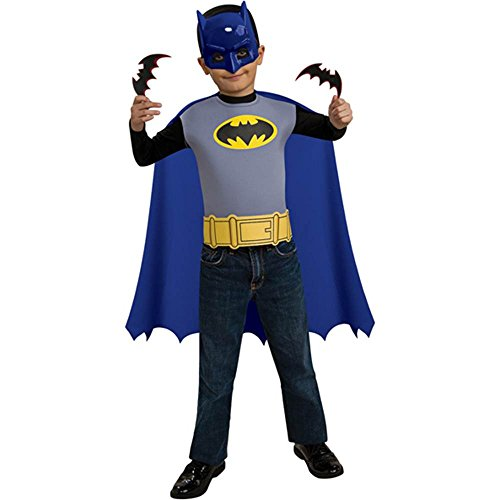 Batman the Brave & Bold Kids Costume Kit - One Size