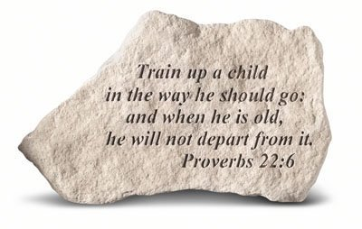Kay Berry 41040 Train up a child in the way he...
