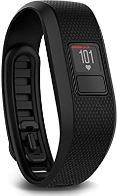 Garmin vivofit 3 Activity Tracker, Regular fit - Black
