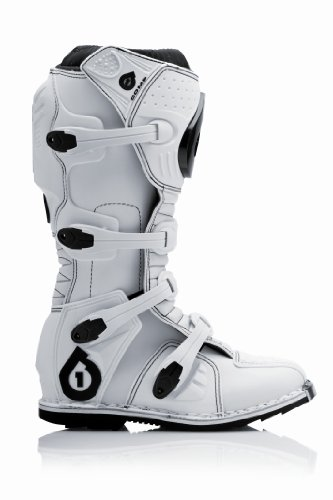 Sixsixone Comp Boot- White, Size 7