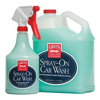 Griots Garage Spray-On Car Wash Refill Kit (Griots Waterless Car Wash compare prices)