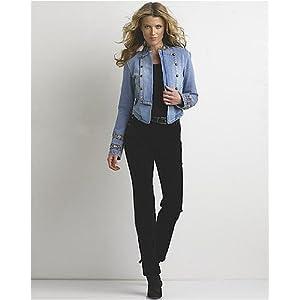 Newport Jeanology Stretch Velvet Slim-Fit Jeans