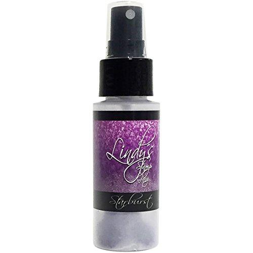Lindy's Stamp Gang Starburst Spray 2oz Bottle-Prima Donna Purple Sbs-89 SBS-89