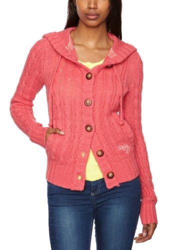 Roxy Captain Women's Sweatshirt Passion Fruit