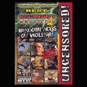 Amazon.com: Best of Backyard Wrestling 4 Random Acts of ...