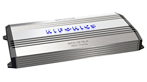 Hifonics Brx616.4 Brutus 4-Channel Super A/B Class Amp  19.4