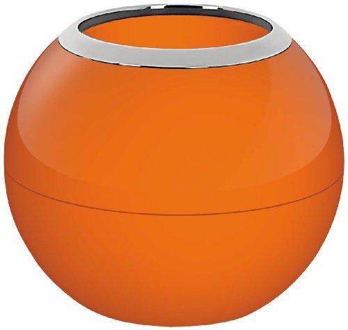 Spirella bicchiere portaspazzolini arancione orange for Spirella accessori bagno