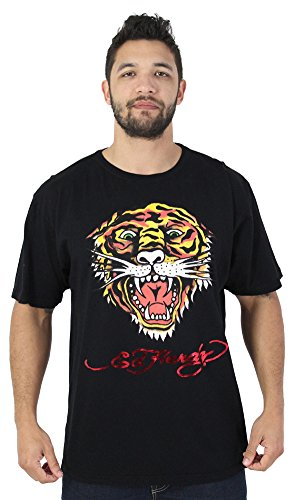 Ed Hardy Men s Tattoo Graphic Tee T-Shirt Assorted…
