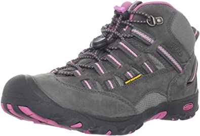 KEEN Alamosa Mid WP Hiking Boot (Toddler Little Kid Big Kid) by Keen