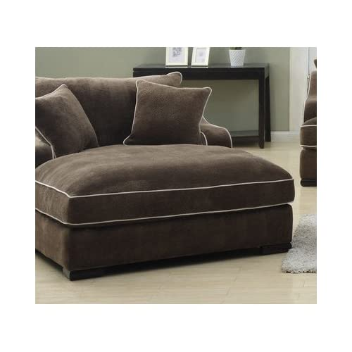 Emerald home furnishings caresse fabric chaise lounge Home furniture on amazon