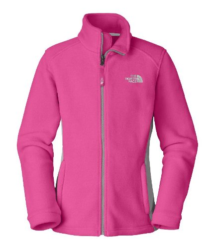 Girl'S The North Face G Lil' Rdt Fleece Jacket - Passion Pink - A6Zl1D7-Y2S (S(7/8)) front-875446
