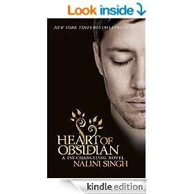 Heart of Obsidian: A Psy-Changeling Novel