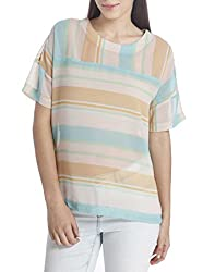 Vero moda Women Normal Fit Short Sleeve TOPS