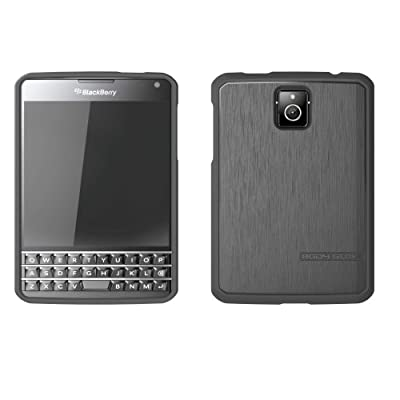 Body Glove Blackberry Passport (AT&T) Satin Case - Charcoal by Body Glove