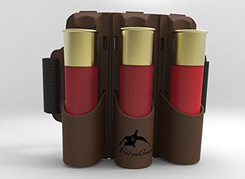 FlxSHOT Shotgun Shell Holder with Shell-Loc (TM) Technology (12 Gauge Target Load Ammo compare prices)