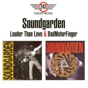 Amazon.com: Soundgarden: Louder Than Love & BadMotorFinger ...