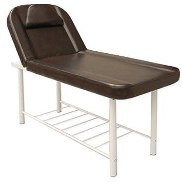 13971 bed trattamento ML - 502 Brown circa 69 x 190 x 70 cm tavolo da massaggio lettino da massaggio tavolo di trattamento Lettino 250KG regolabile