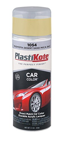 PlastiKote 1054 Toyota Desert Sand Mica Base Coat Automotive Touch-Up Paint - 11 oz. (Touch Up Paint For Cars Avalon compare prices)