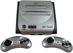 Gen-x Dual Station Video Game System for Nes 8 Bit & Genesis 16 Bit Games