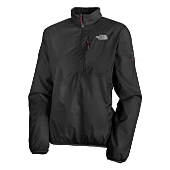The North Face Women 'Zephyrus Pullover' Jacket, TNF Black, L
