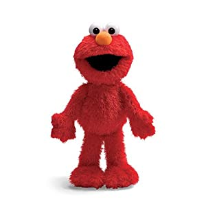 Gund Sesame Street Elmo Stuffed Animal, 15 inches