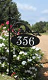 Annandale Address Sign 30&quot;