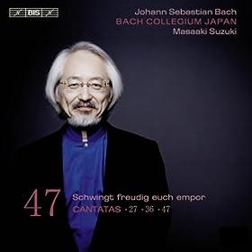 Schwingt freudig euch empor, BWV 36: Chorale: Nun komm, der Heiden Heiland (Soprano, Alto)
