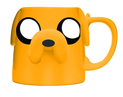 Adventure Time Jake Molded Mug Cartoon Network Officially Licensed