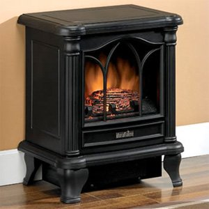 Duraflame DFS-450-2 Carleton Electric Stove with Heater, Infernal