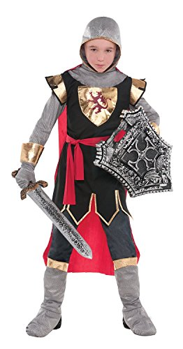 Brave Crusader Kids Costume - 8-10 Years