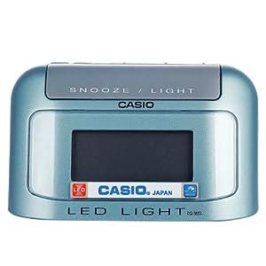 CASIO 10007 DQ-582D-2 - Reloj Despertador digital celeste por J.M.Garcia Garcia
