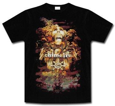 Chimaira * Skull Teeth * Shirt * S * Maglietta Originale * LIQUIDAZIONE * ARTICOLO UNICO *