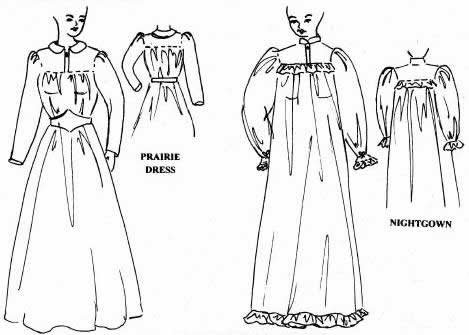 Simple Victorian Dress Pattern | www.pixshark.com - Images ...