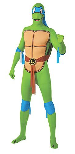 Rubie's Costume Men's Raphael 2Nd Skin Adult Costume with Removable Shell