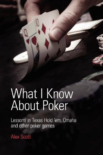 What I Know About Poker: Lessons in Texas Hold'em, Omaha and Other Poker Games