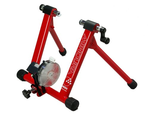 Minoura M80LT-W Dual Hub 7-Level Bicycle Trainer 